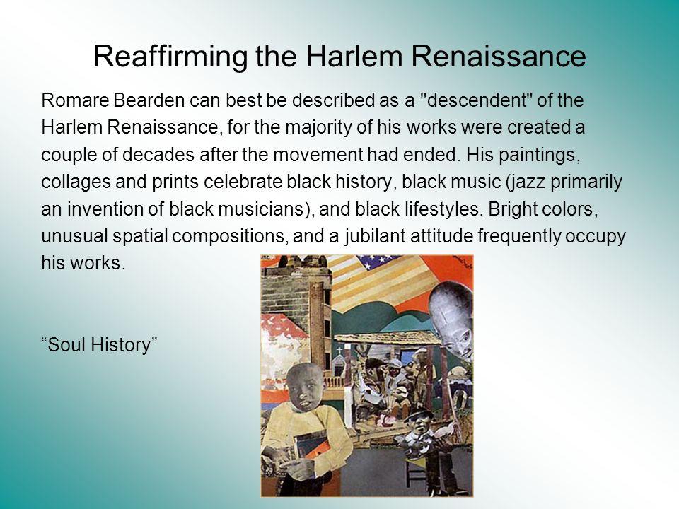Reaffirming the Harlem Renaissance