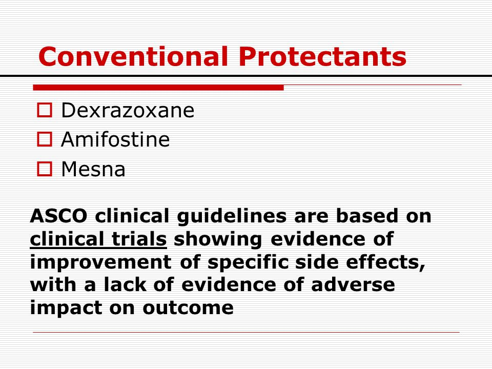 Conventional Protectants