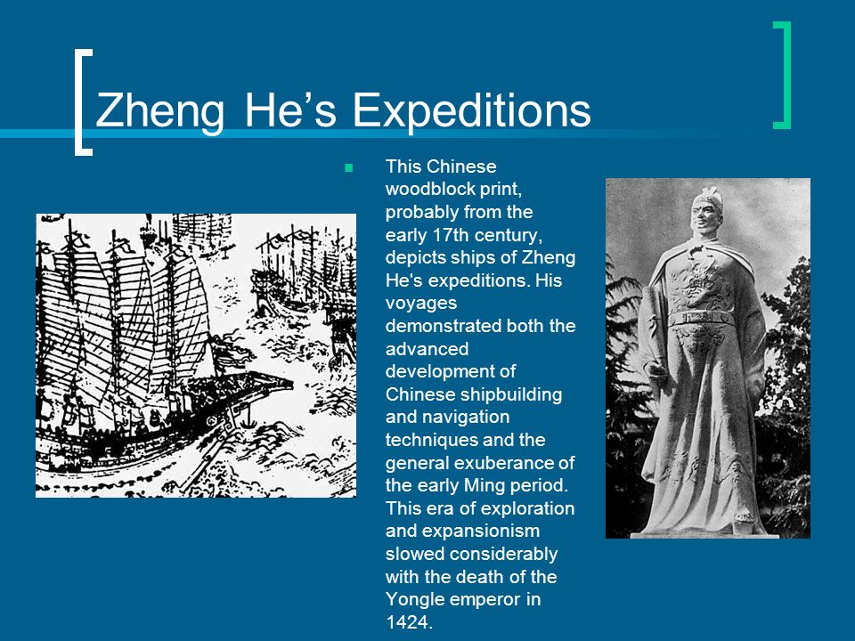Zheng He's Expeditions