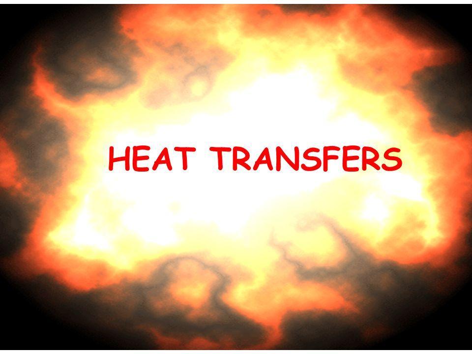 HEAT TRANSFERS
