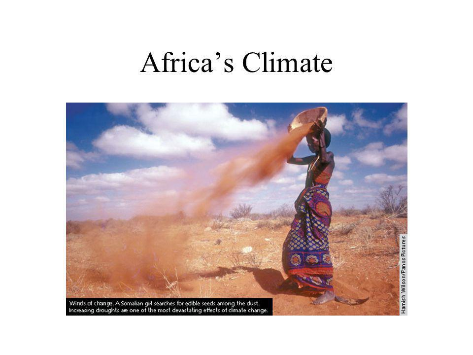 Africa's Climate
