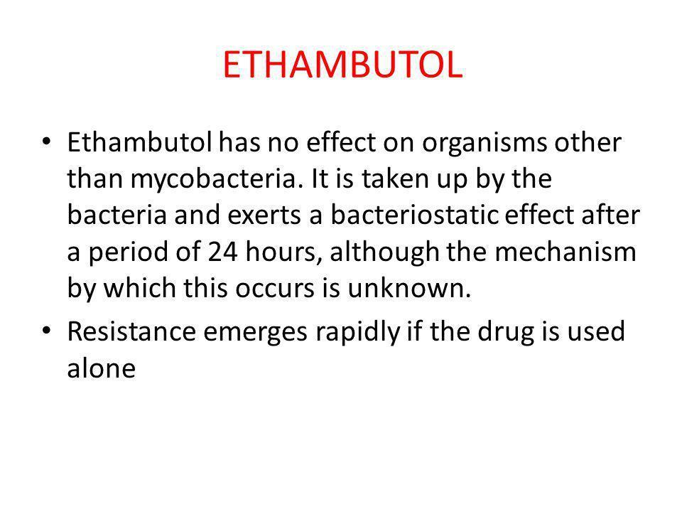 ETHAMBUTOL
