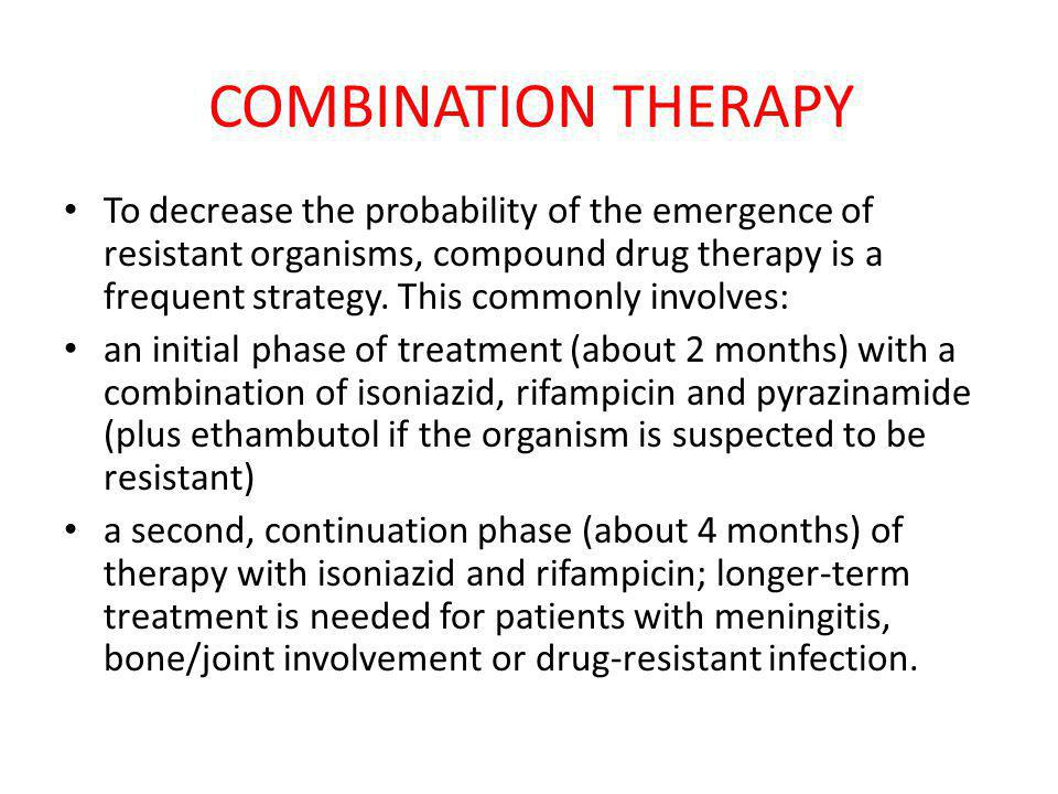 COMBINATION THERAPY