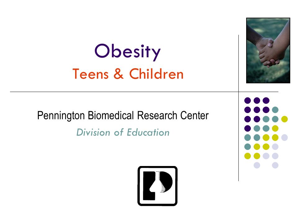 Obesity Teens & Children