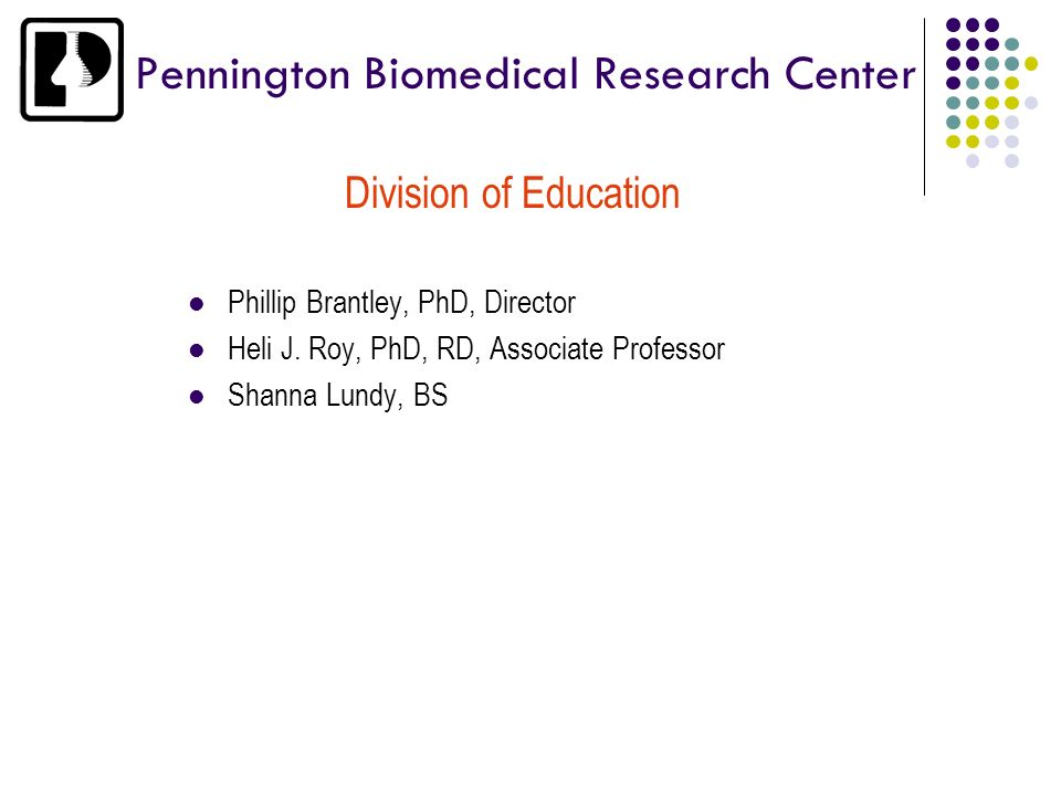 Pennington Biomedical Research Center