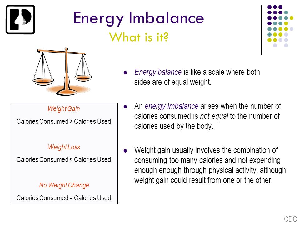 Energy Imbalance What is it