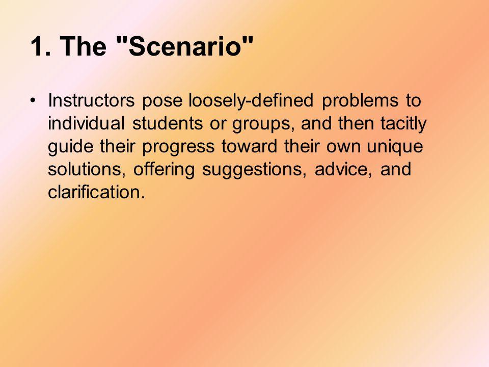 1. The Scenario