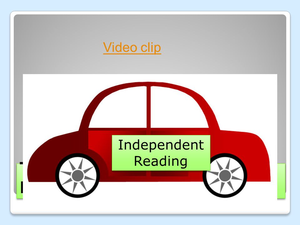 The Vehicle to Effective Balanced Literacy