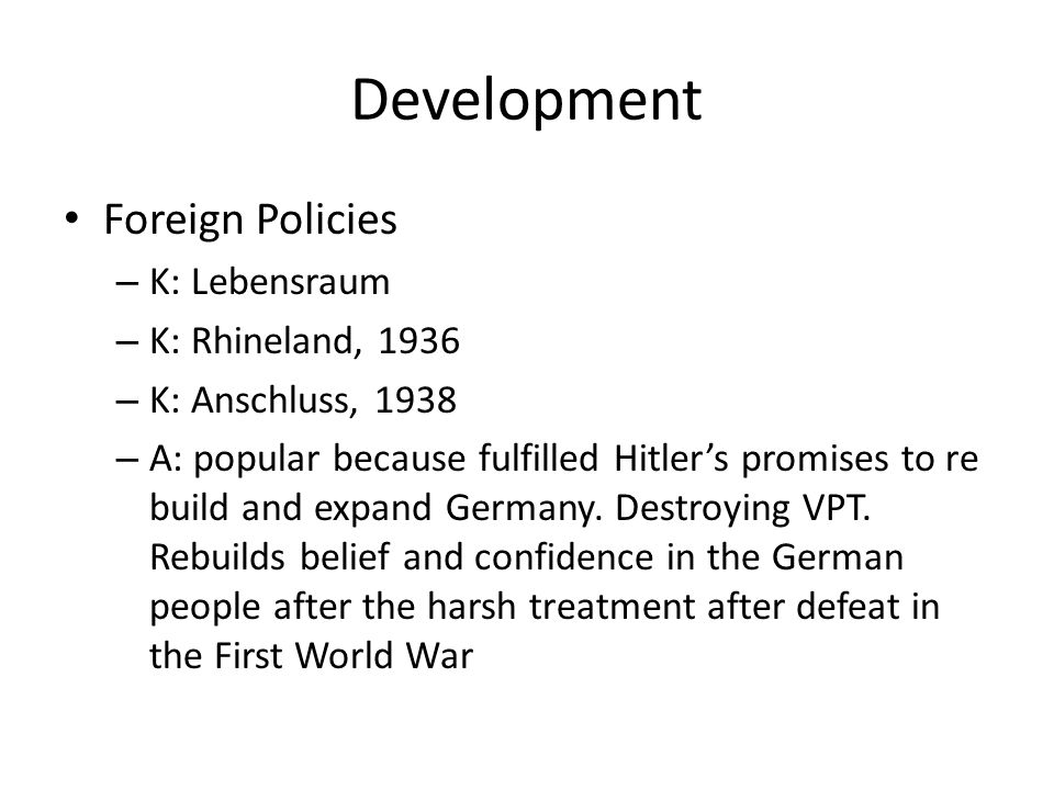 nazis in power essays to write a good essay it is really important  10 development