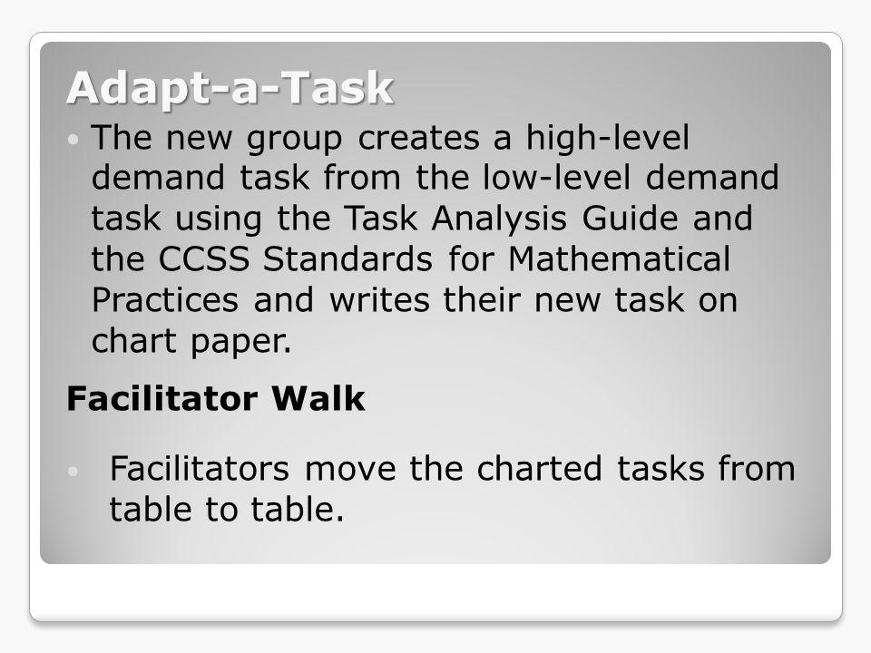 Adapt-a-Task