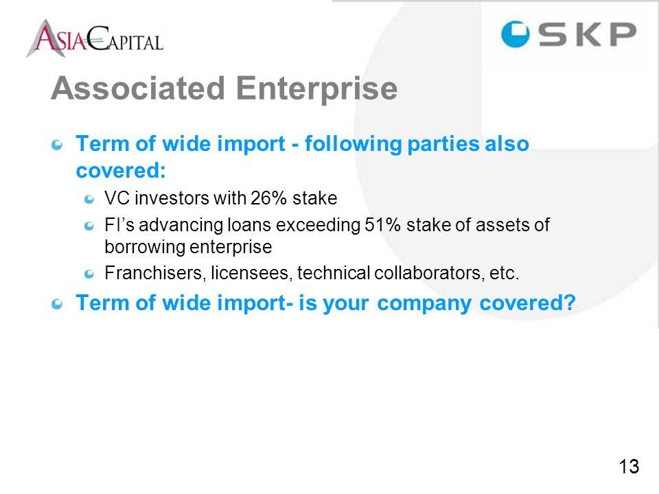 Associated Enterprise