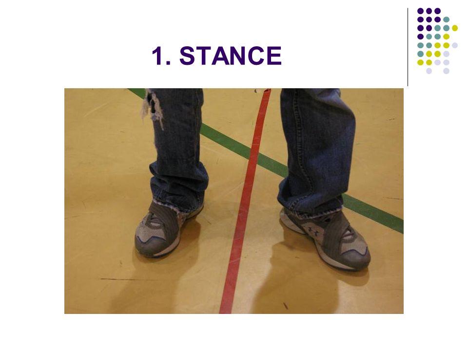 1. STANCE