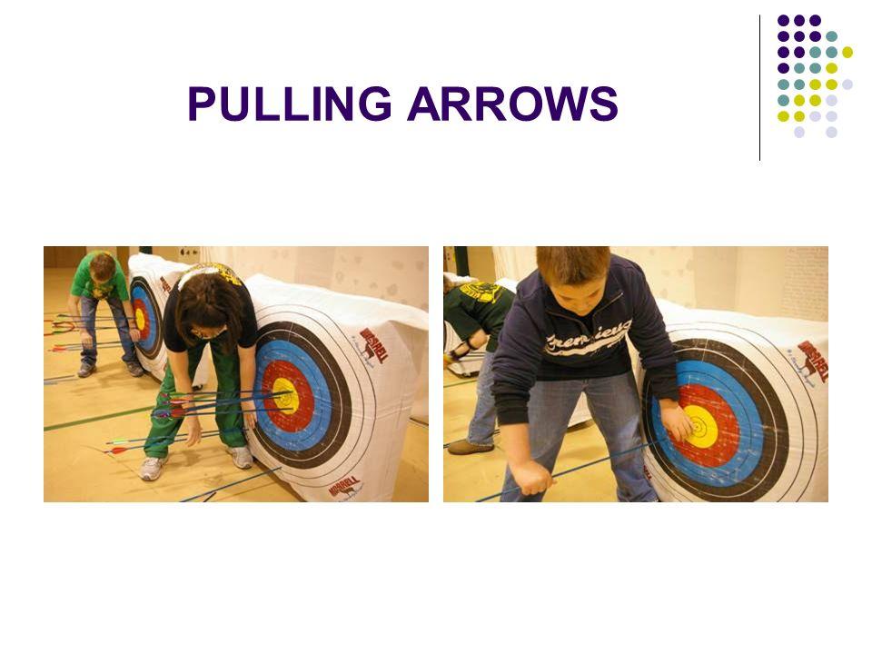 PULLING ARROWS