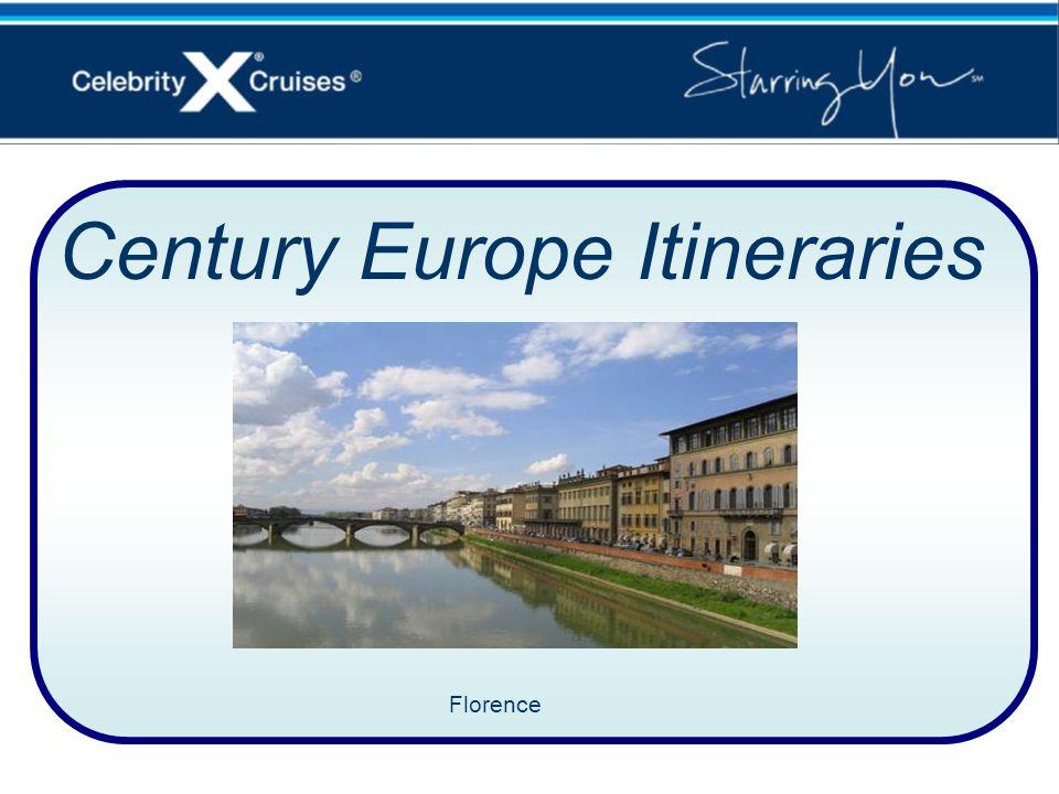 Century Europe Itineraries