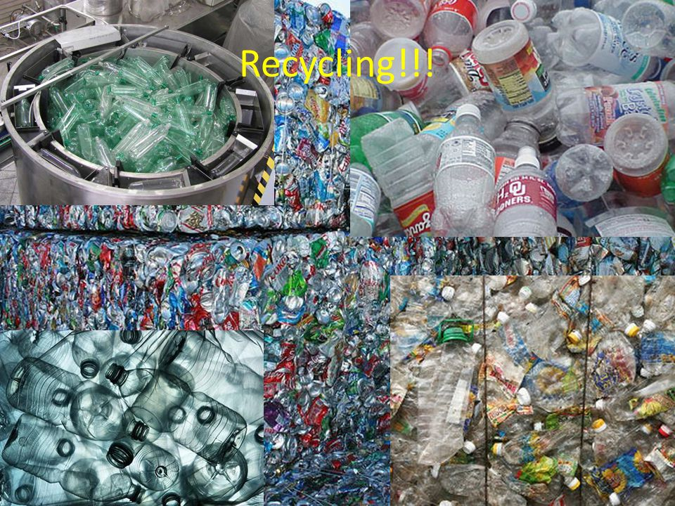 Recycling!!!