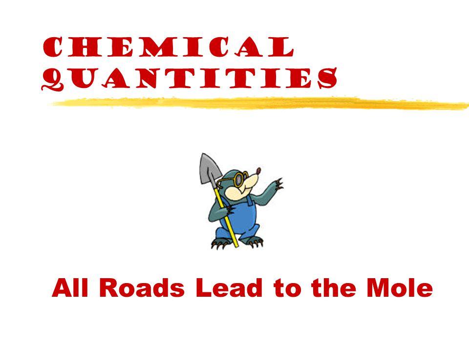 All Roads Lead to the Mole