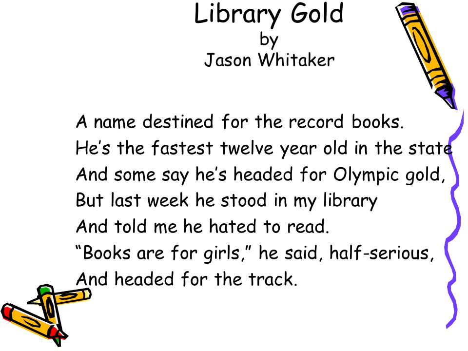 Library Gold by Jason Whitaker