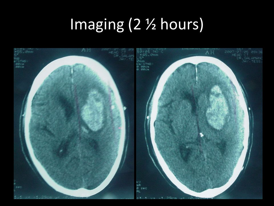 Imaging (2 ½ hours)