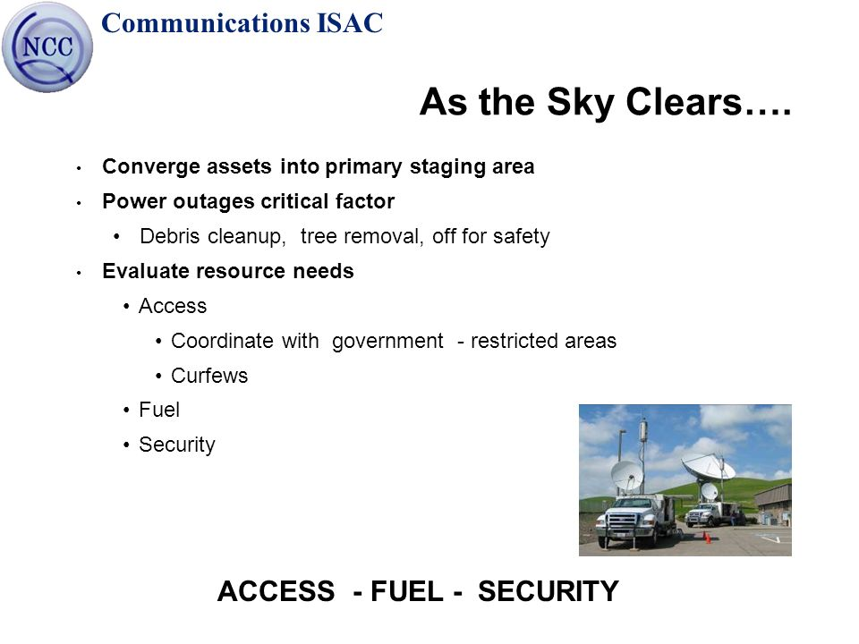 ACCESS - FUEL - SECURITY