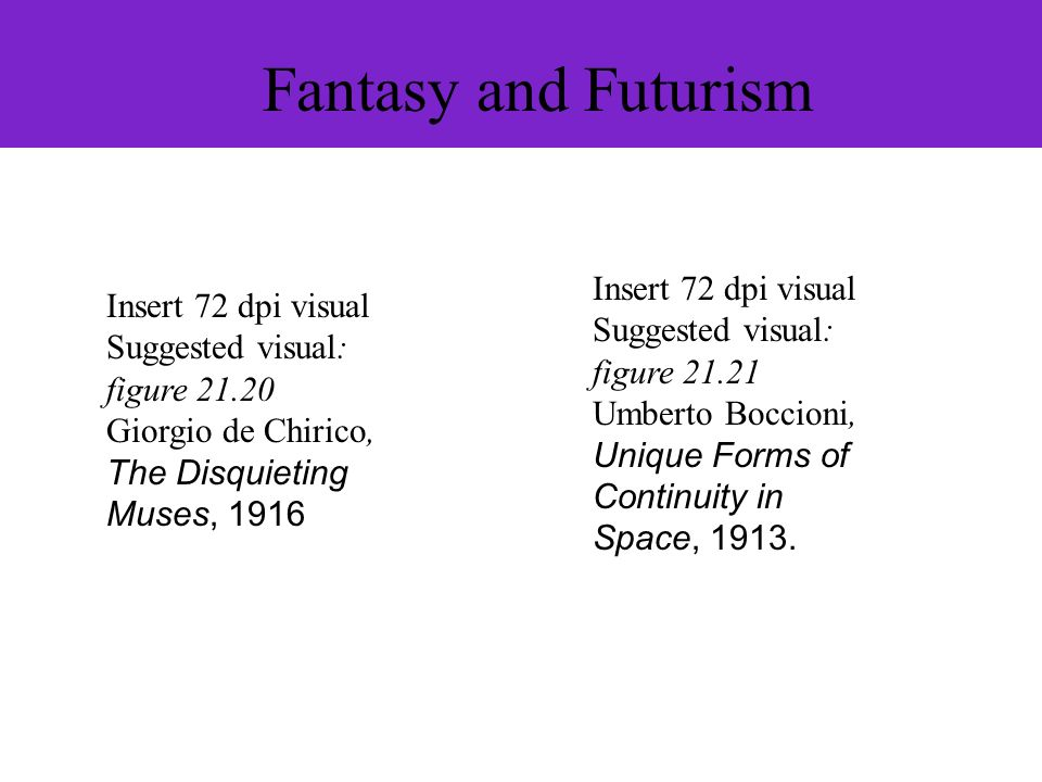 Fantasy and Futurism Insert 72 dpi visual Insert 72 dpi visual