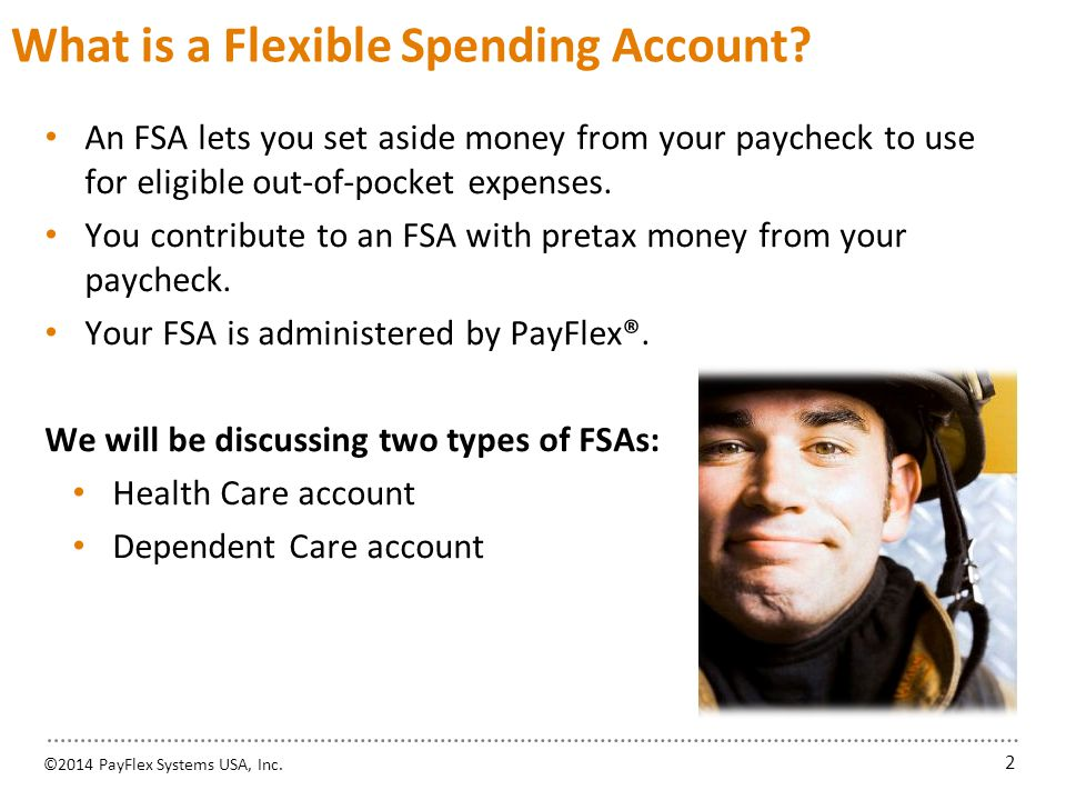 What is the benefit of an FSA
