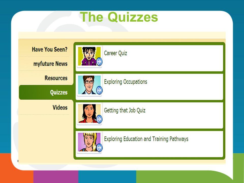 The Quizzes