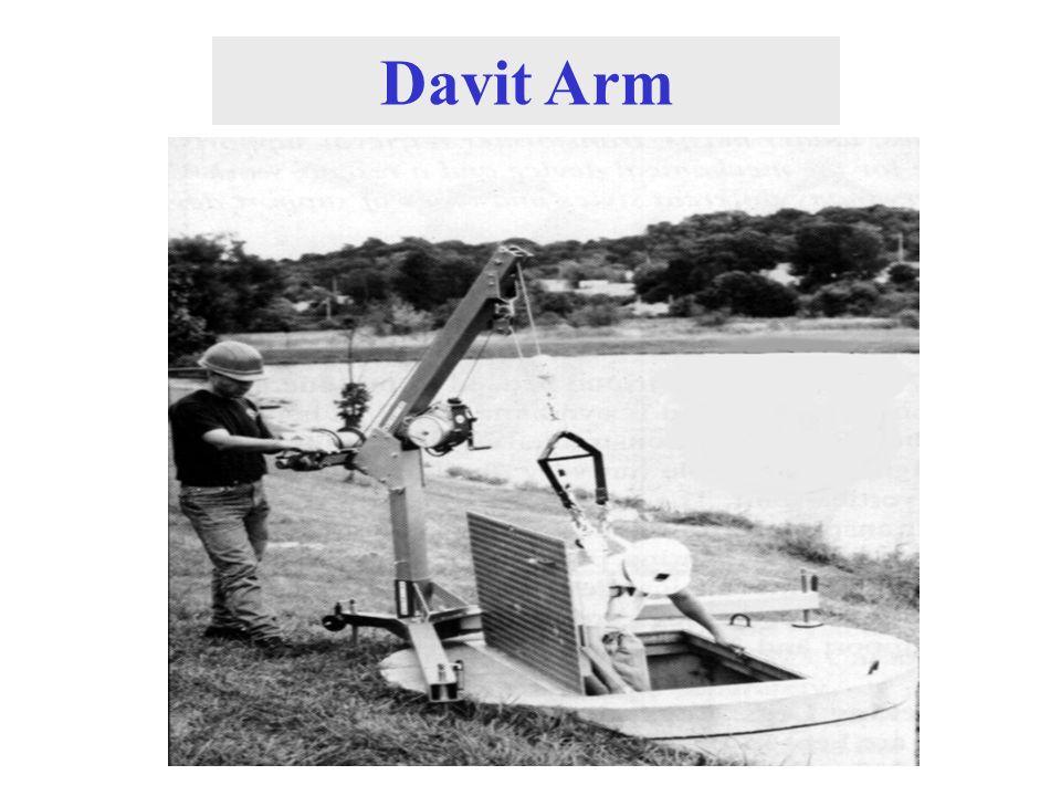 Davit Arm