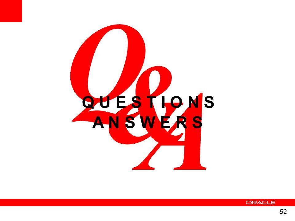 Q & Q U E S T I O N S A N S W E R S A