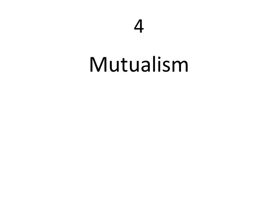 4 Mutualism