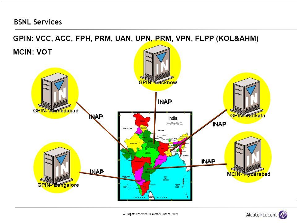 GPIN: VCC, ACC, FPH, PRM, UAN, UPN, PRM, VPN, FLPP (KOL&AHM) MCIN: VOT