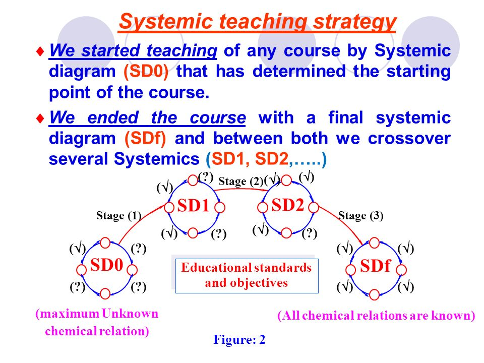 Systemic teaching strategy