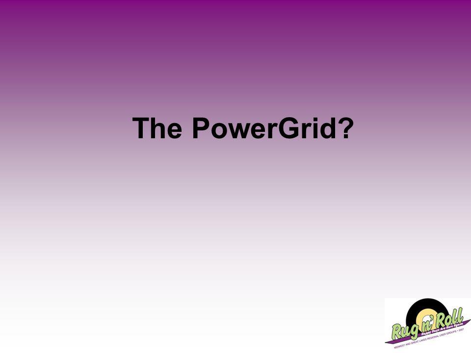 The PowerGrid