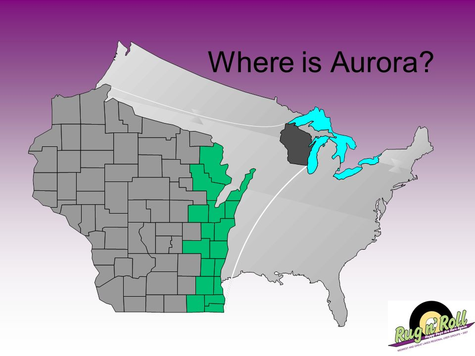 Where is Aurora