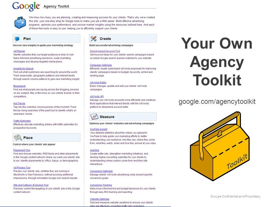 google.com/agencytoolkit