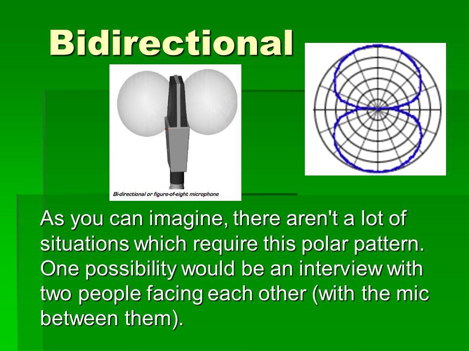 Bidirectional