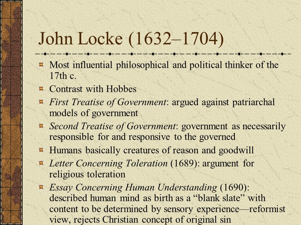 locke an essay concerning human understanding analysis Find all available study guides and summaries for an essay concerning human understanding by john locke if there is a sparknotes, shmoop, or cliff notes guide, we.