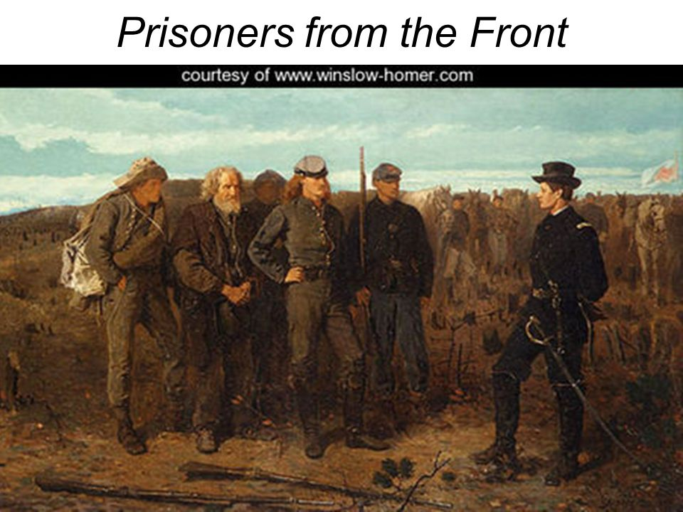 Prisoners from the Front