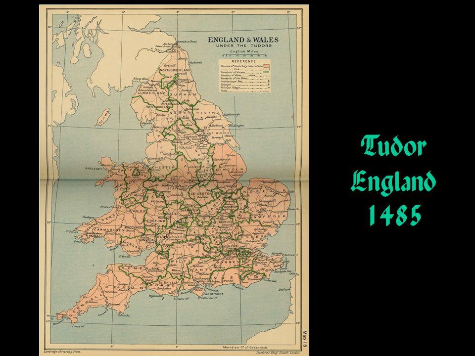 Tudor England 1485