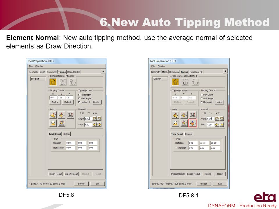 6.New Auto Tipping Method