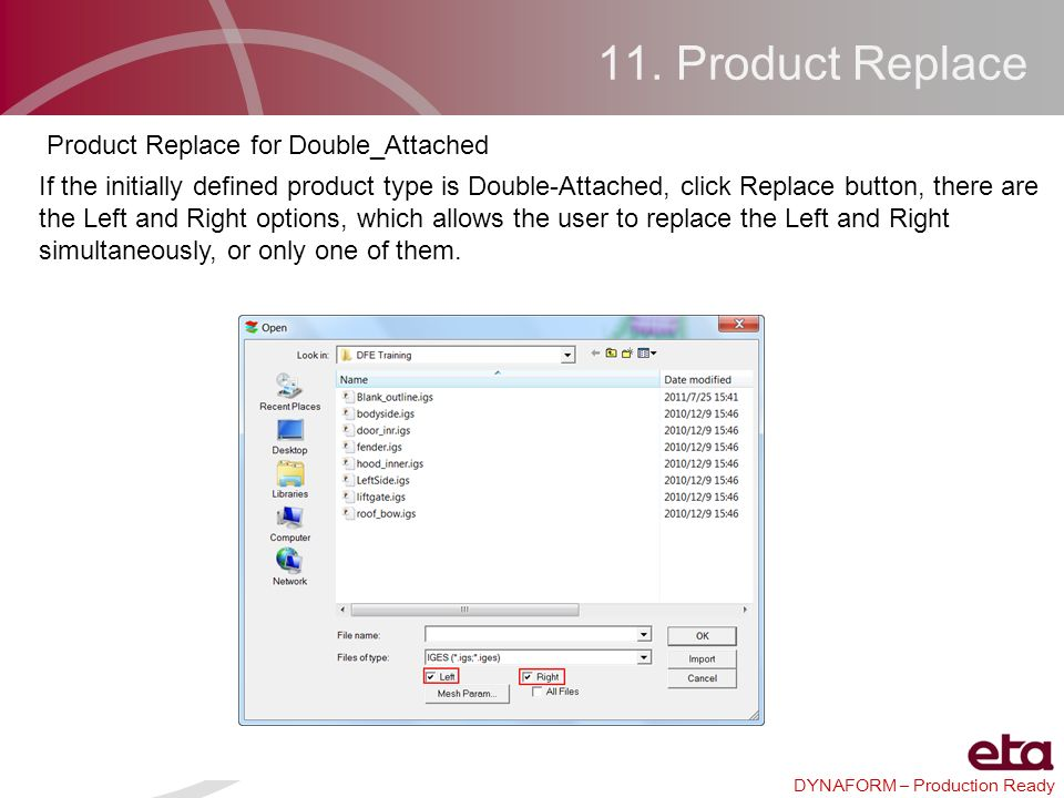 11. Product Replace Product Replace for Double_Attached