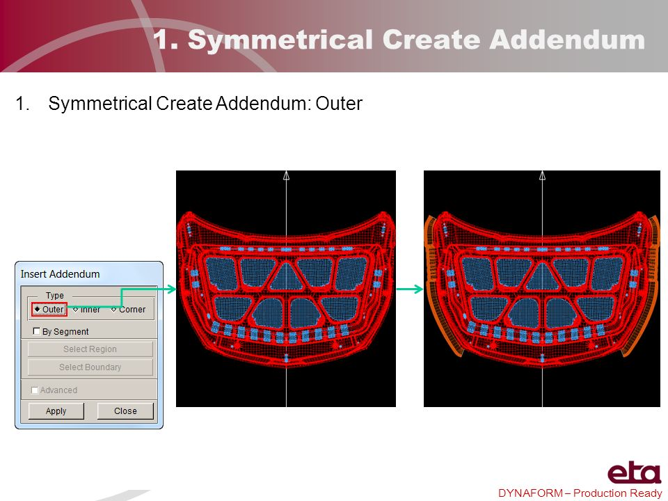 1. Symmetrical Create Addendum