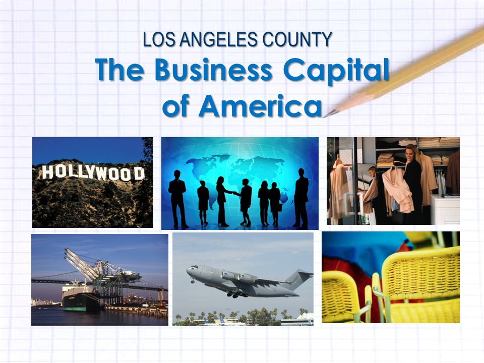 The Business Capital of America