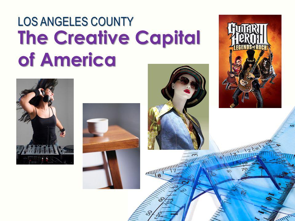 The Creative Capital of America