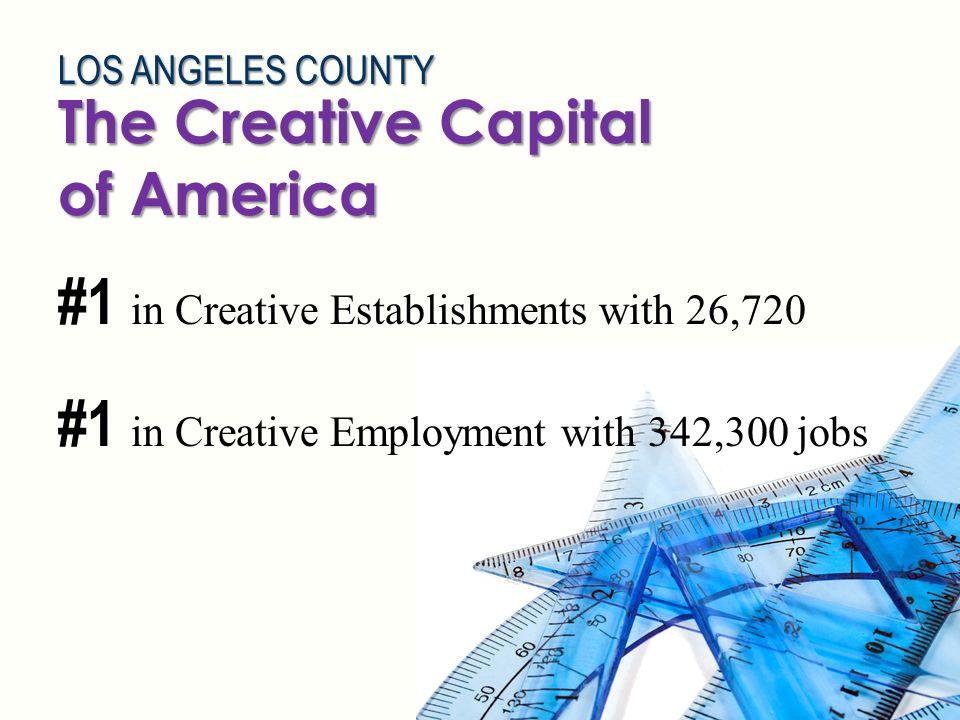#1 in Creative Establishments with 26,720