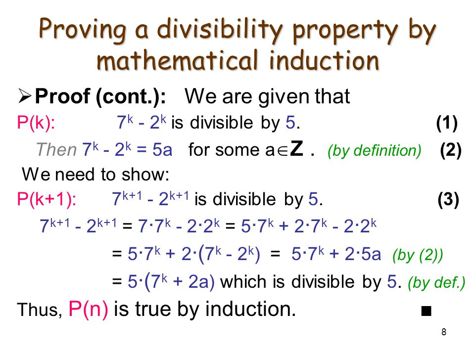 how to learn mathematical induction