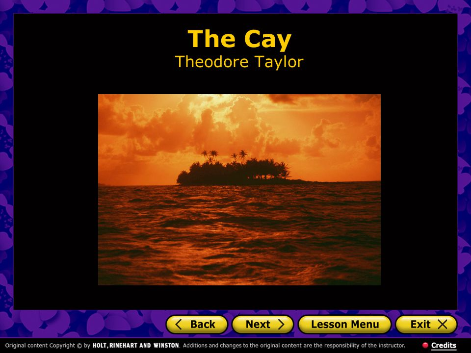 the character of phillip enright in the cay a novel by theodore taylor The cay - powerpoint ppt the cay jeopardy - this is the end of a novel unit that the class has the cay theodore taylor - the cay theodore taylor menu.