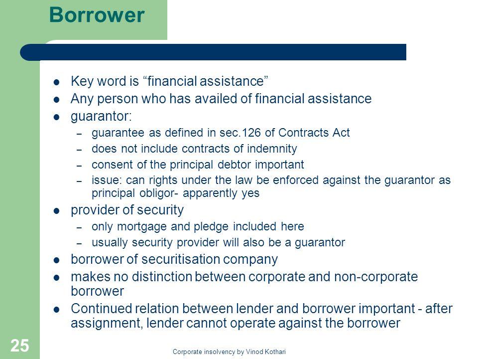 Corporate insolvency by Vinod Kothari