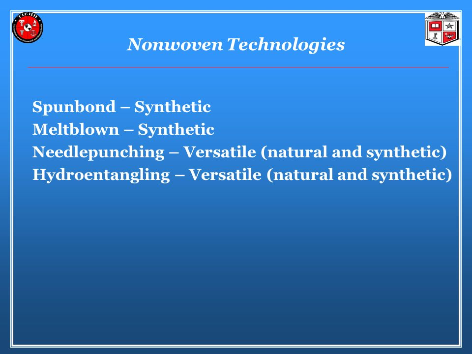 Nonwoven Technologies