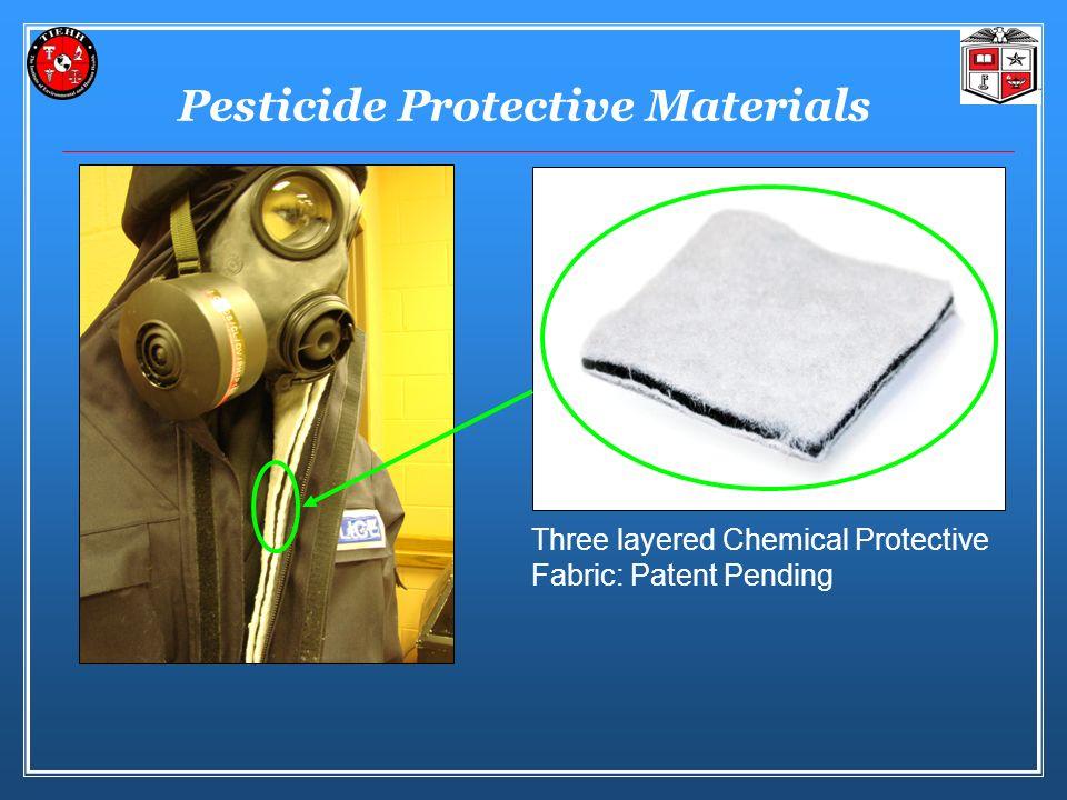 Pesticide Protective Materials