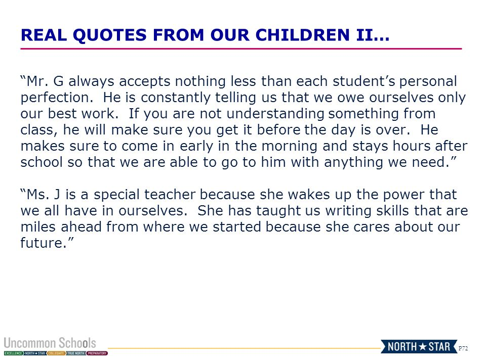 REAL QUOTES FROM OUR CHILDREN II…